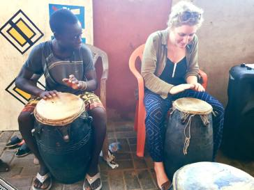 Polly Africa Drums